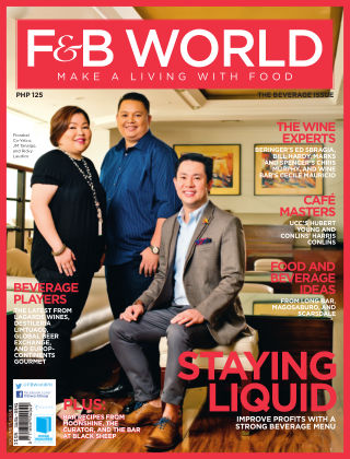 F&B World Feb / Mar 2014