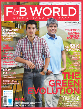 F&B World January 2014