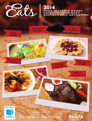 Eats 2014 2014 Edition