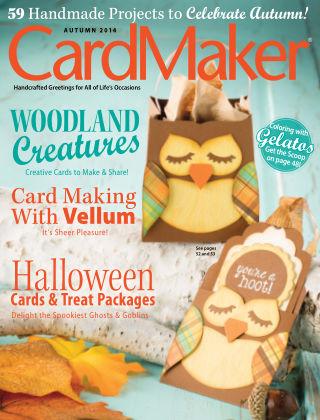 CardMaker Autumn 2014