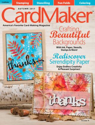 CardMaker Autumn 2017