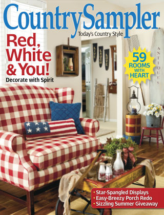 Country Sampler June/July 2014