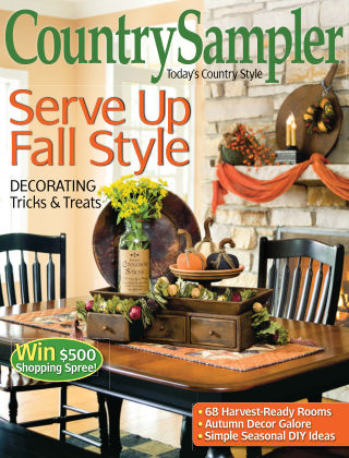 Country Sampler Aug / Sep 2014