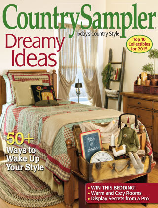 Country Sampler Dec / Jan 2015