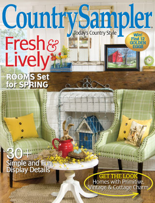 Country Sampler Feb / March 2015