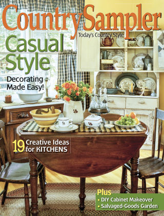 Country Sampler April / May 2015