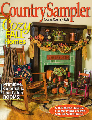 Country Sampler Aug / Sept 2015