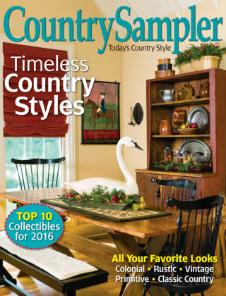 Country Sampler Dec-Jan 2016