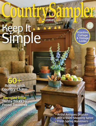 Country Sampler Apr-May 2016