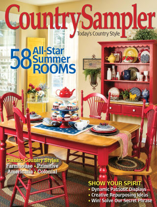 Country Sampler Jun-Jul 2016