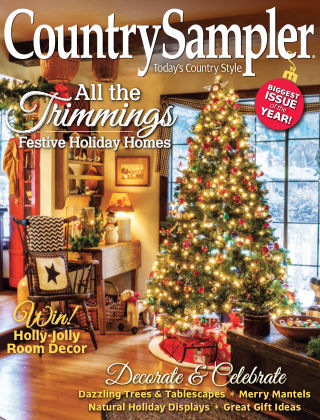 Country Sampler November 2016