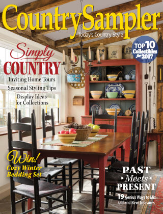 Country Sampler January 2017