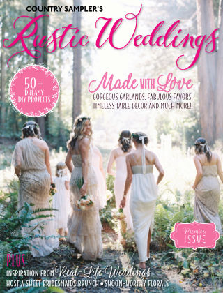 Country Sampler Rustic Weddings 17