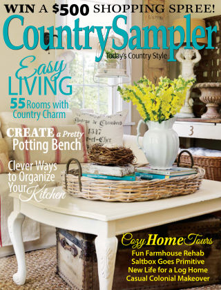 Country Sampler May 2017