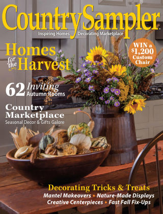 Country Sampler Sep 2017