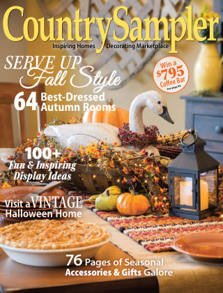 Country Sampler Sep 2018
