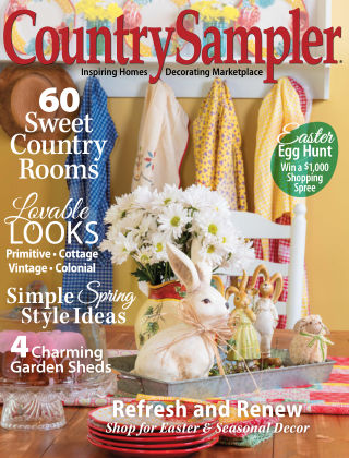 Country Sampler Mar 2019