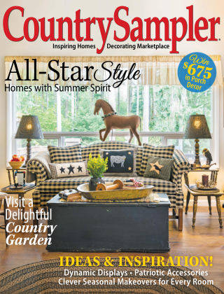 Country Sampler Jul 2019