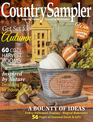 Country Sampler Sep 2019