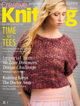 Creative Knitting Spring 15