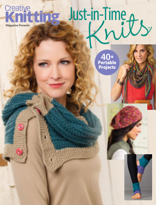 Creative Knitting Just in Time 2015