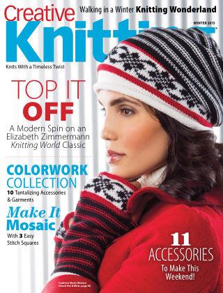 Creative Knitting Winter 2015