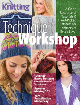 Creative Knitting Apr 2016