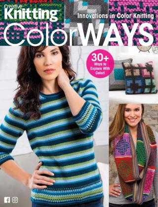 Creative Knitting Oct 2016
