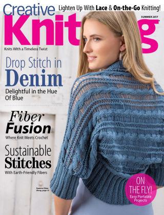 Creative Knitting Summer 2017