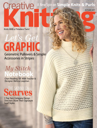 Creative Knitting Autumn 2017