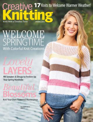 Creative Knitting Spring 2019
