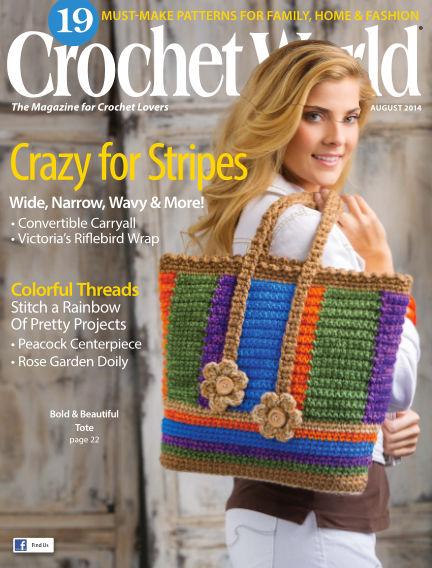 Crochet World July 10, 2014 00:00