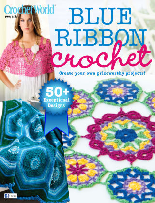 Crochet World Blue Ribbon Special