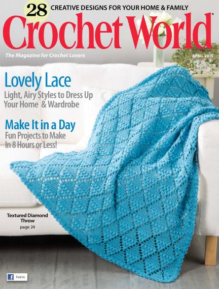 Crochet World February 10, 2015 00:00