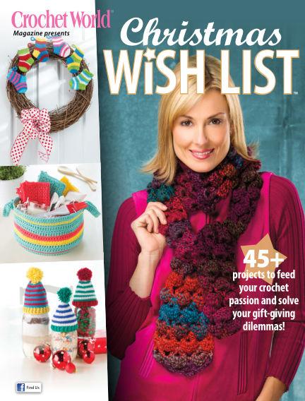Crochet World July 14, 2015 00:00