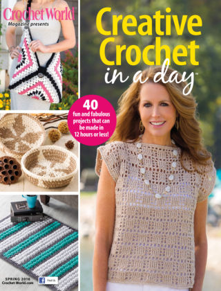 Crochet World Spring 2016
