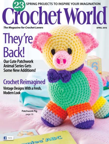Crochet World February 09, 2016 00:00