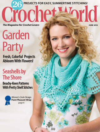 Crochet World Jun 2016