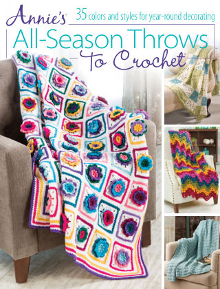 Crochet World All-Season Throws