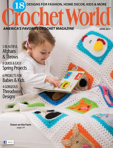 Crochet World February 07, 2017 00:00