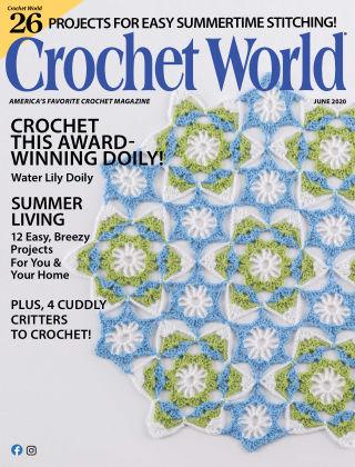 Crochet World Jun 2020