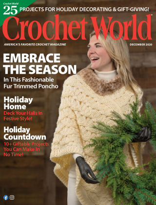 Crochet World December2020