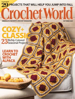 Crochet World October2021