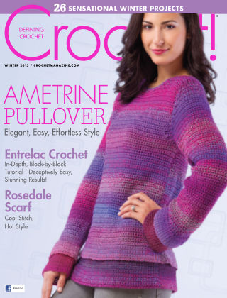 Crochet! Winter 2015