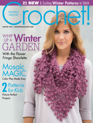 Crochet! Winter 2016