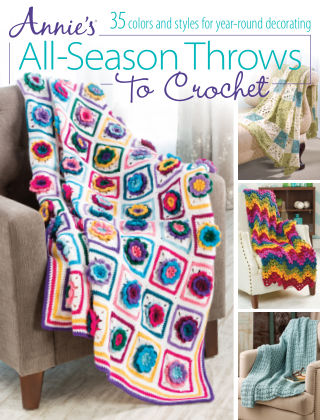 Crochet! All-Season Throws