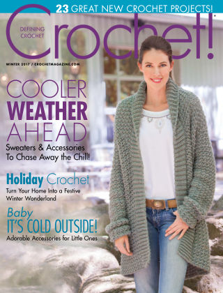 Crochet! Winter 2017