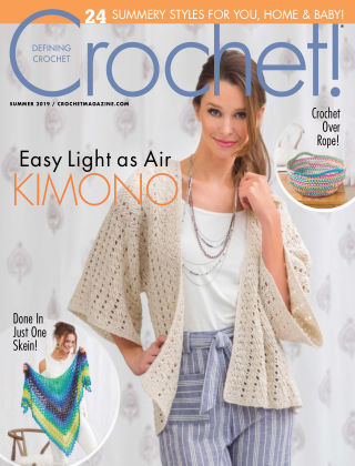 Crochet! Summer 2019