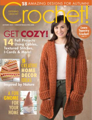 Crochet! Autumn2021