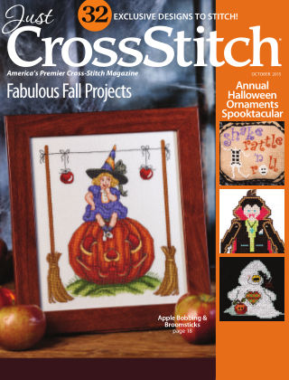 Just CrossStitch Sept / Oct 2015